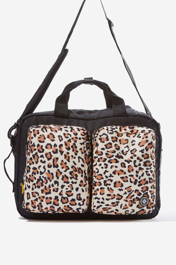 Transit Ultimate Laptop Bag, LEOPARD PRINT