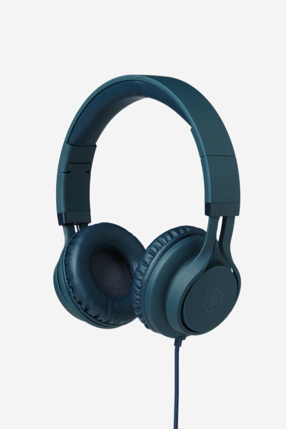 Lost Stereo Headphone, TRUE NAVY