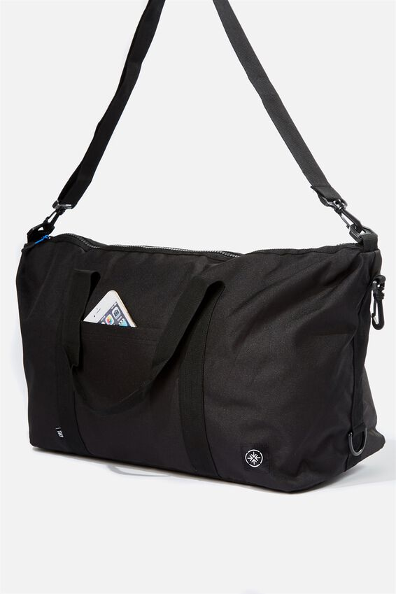 Transit Duffle Bag, BLACK
