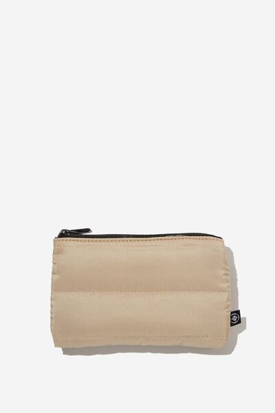 Downtown Purse, NATURAL