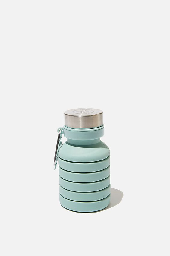 Collapsible Drink Bottle, SAGE