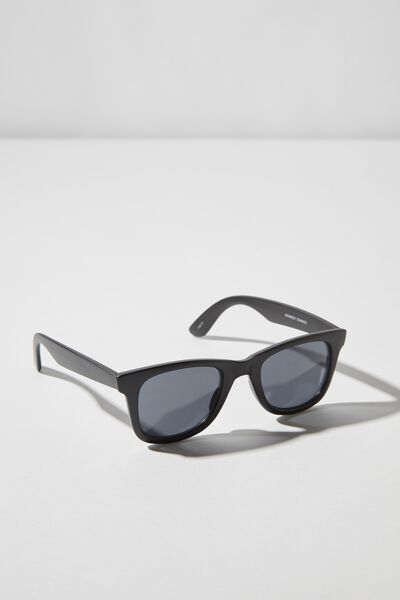 Kennedy Sunglasses, MATTE BLACK