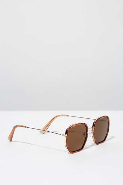 Jasper Sunglasses, TORT