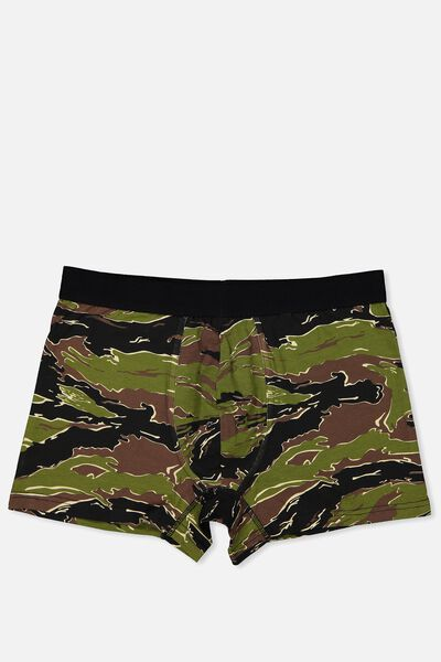 Single Hanging Trunks, CAMO/BLACK
