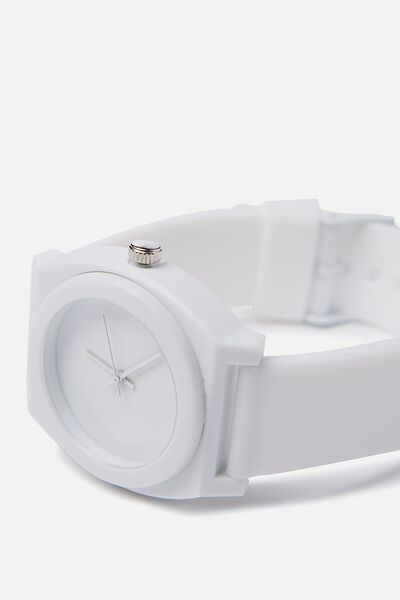 Key West Watch, WHITE