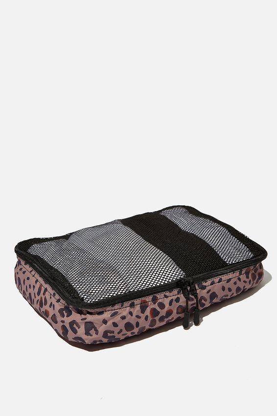 Packing Cell - Medium, LEOPARD SPOT