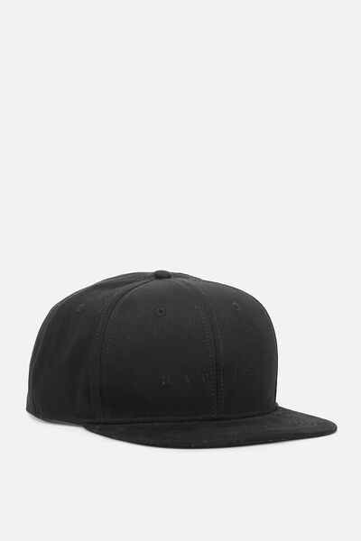 Art Snapback, BLACK/HARLEM