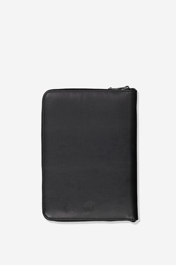 Travel Journal, TRAVEL JOURNAL BLACK