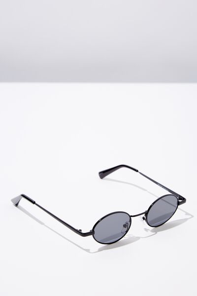 Denver Sunnies, BLACK/SMK BLACK