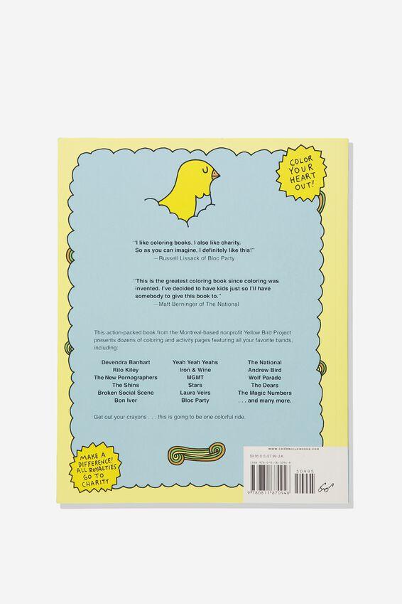 Book (Indie Rock Colouring Book) | Men\'s Accessories, Socks ...