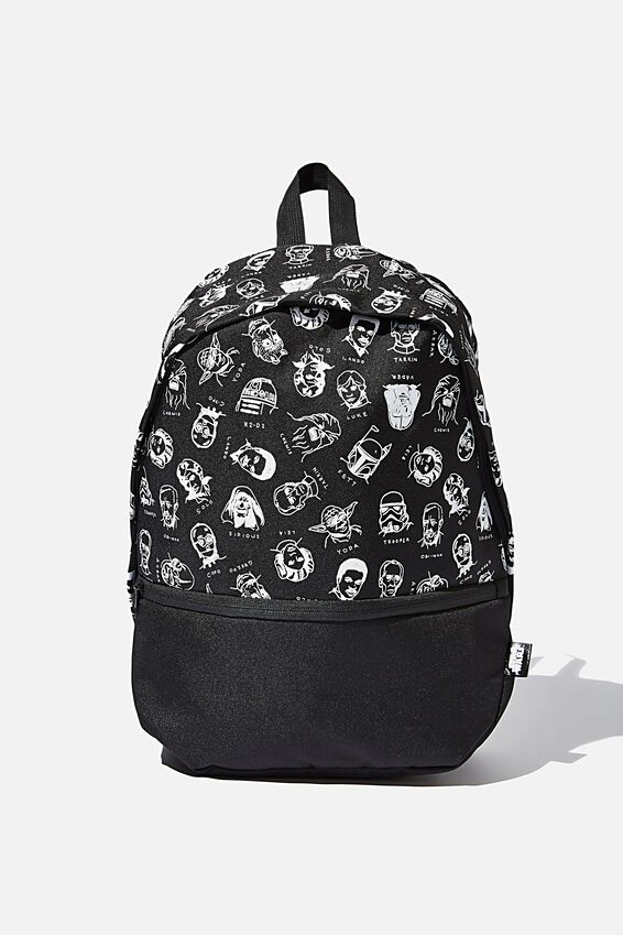 Transit Licensed Backpack, LCN STAR WARS CHARACTERS