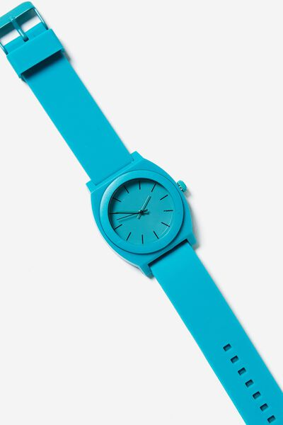Key West Watch, MATTE TEAL