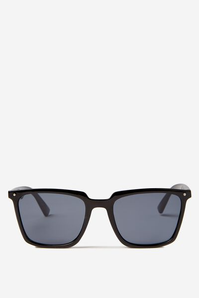 San Fran Sunglasses, BLACK