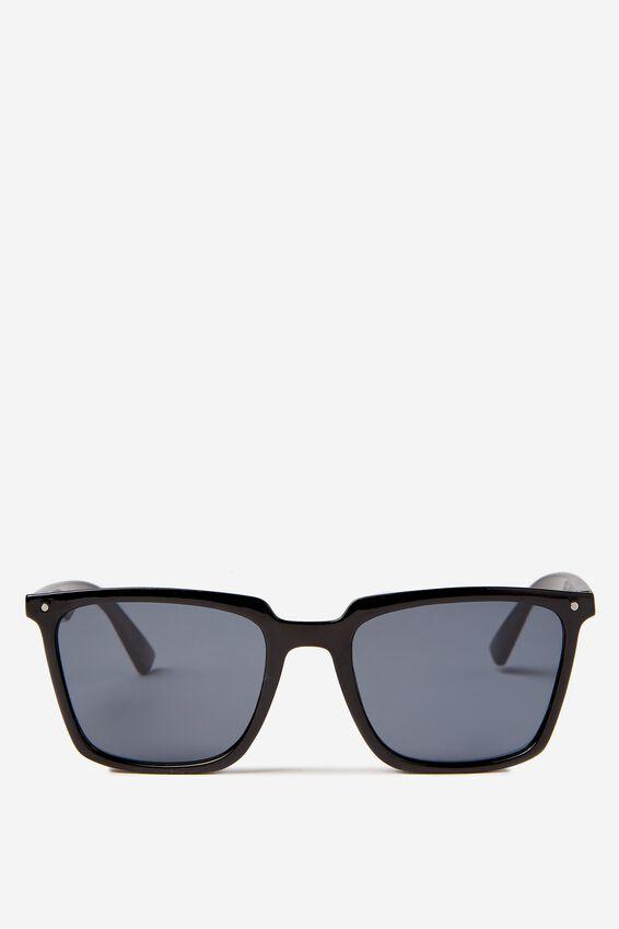 San Fran Sunglasses, BLACK