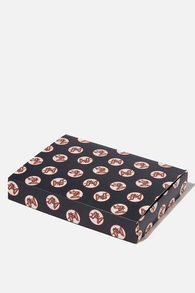 Small Gift Box, LC BLACK/DUFF