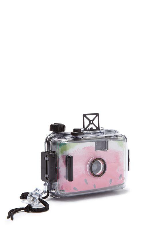 Underwater Camera, OMBRE WATERMELON