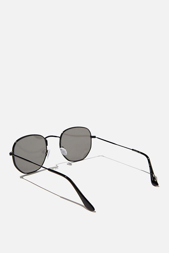 Apollo Sunglasses, MATTE BLACK/SMOKE