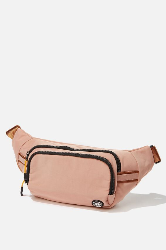 Escape Bumbag, DUSTY BLUSH