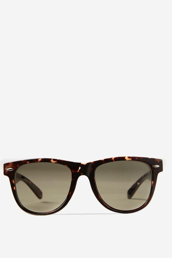 Bueller Sunglasses, VINTAGE TORT