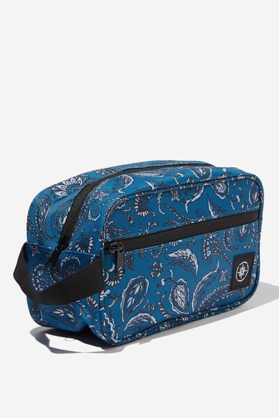 Transit Wash Bag, ECLECTIC PAISLEY COLONIAL