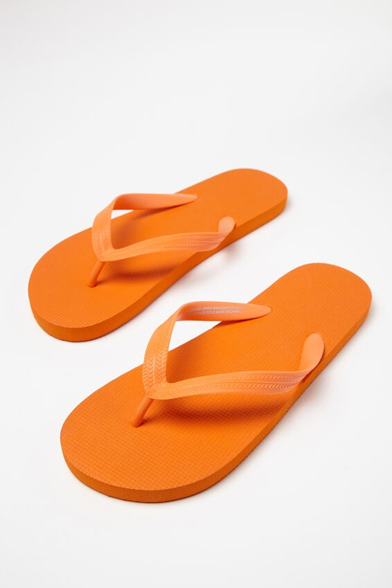 Bondi Flip Flop, POP ORANGE