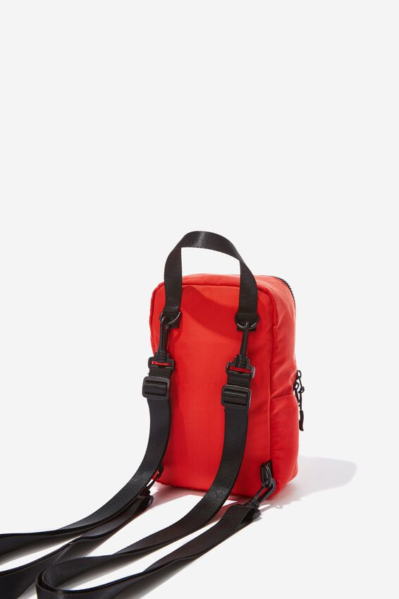 Escape Mini Backpack, TULIP RED
