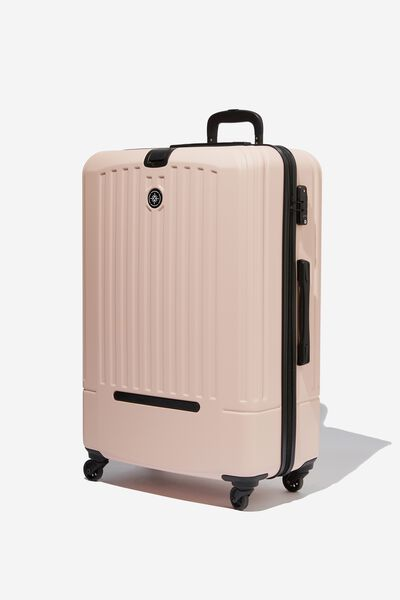 Lrg 28Inch Hard Suitcase, BLUSH