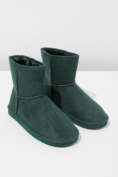 Lounge Boot, PINE NEEDLE GREEN