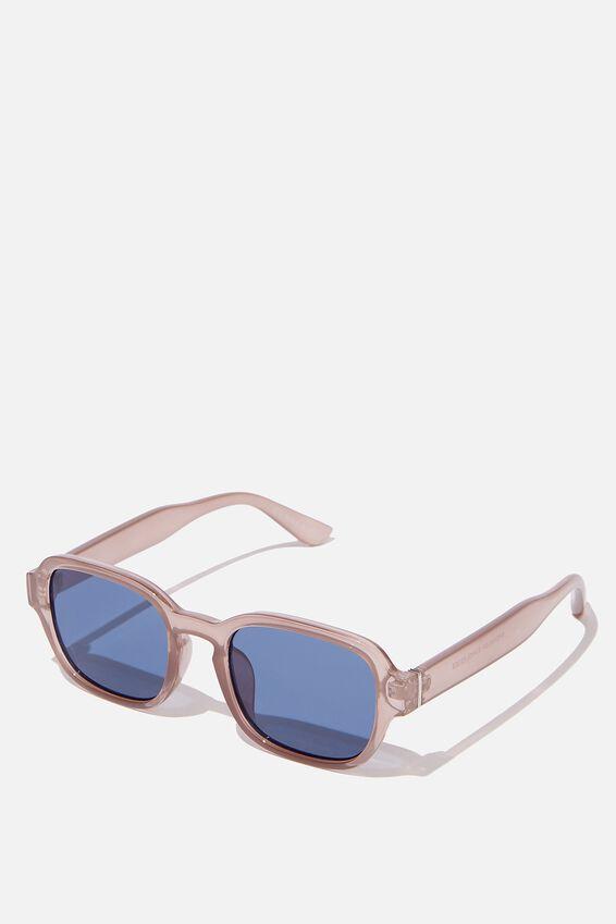 Breamlea Sunglasses, GREY BLUE