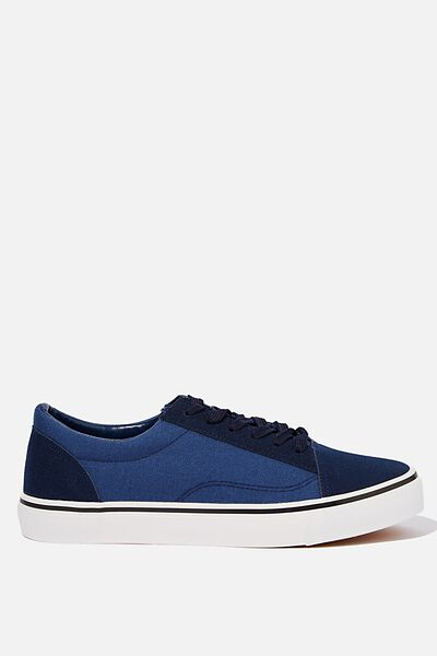 Axell Skate Shoe, NAVY/BLUE