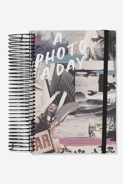 Activity Journal, PHOTO A DAY