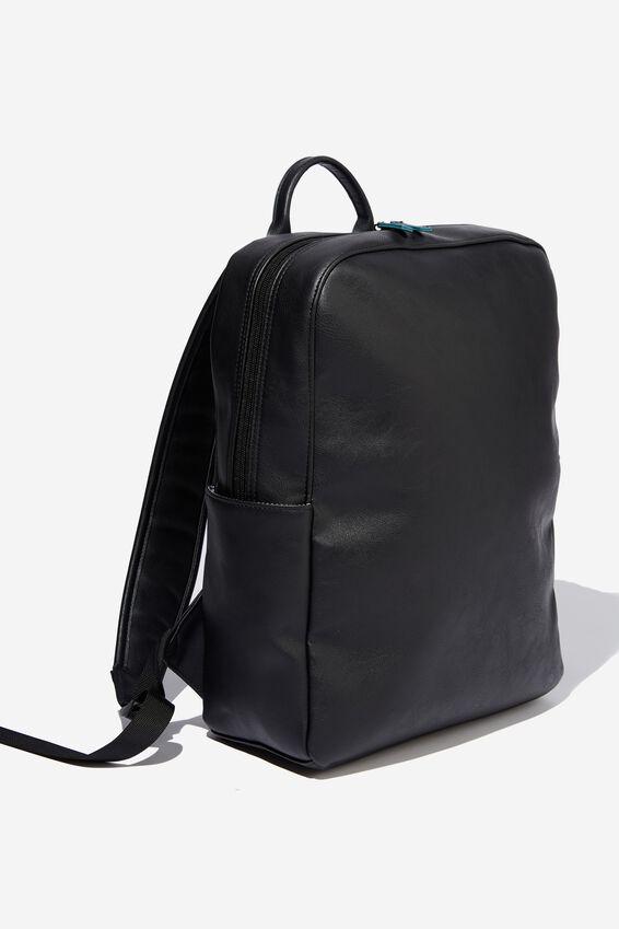 Berlin Tech Backpack, BLACK