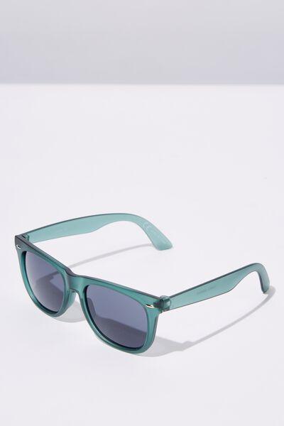 Ferris Sunglasses, CRYSTAL TRELLIS/SMK