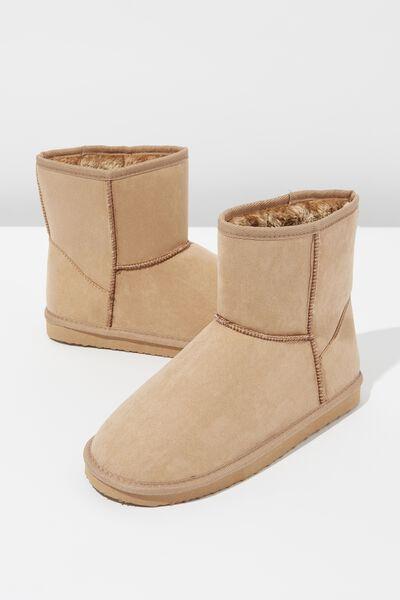 Lounge Boot, TAN