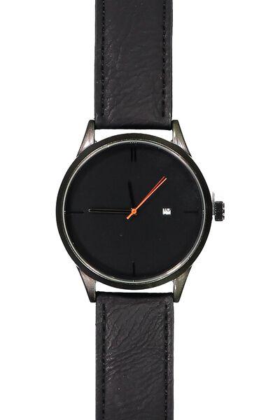 Stanford Watch, BLACK/BLACK