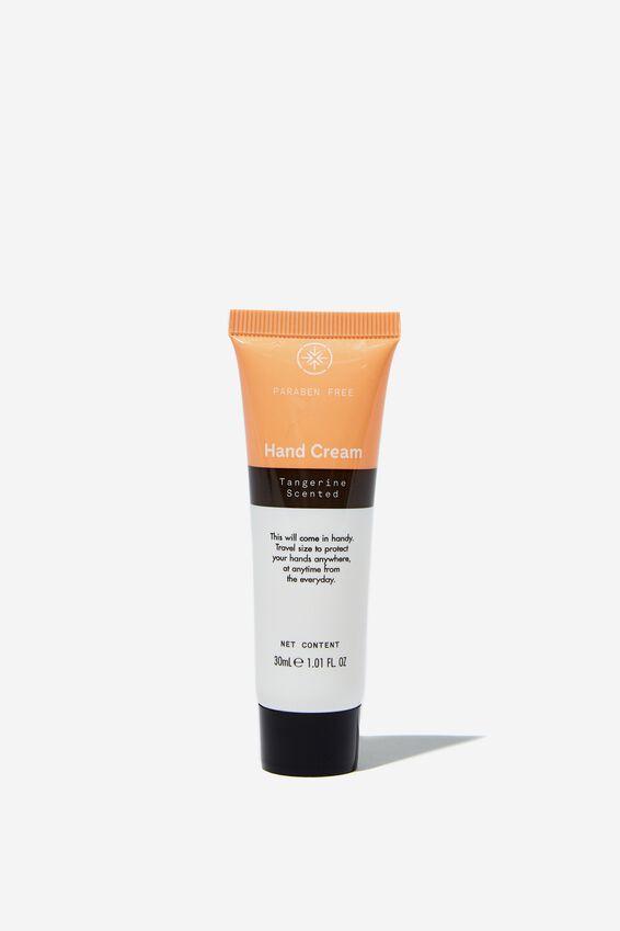 Hand Cream 30Ml, TANGERINE