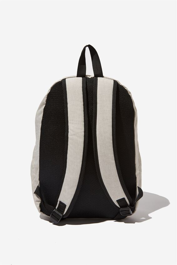 Transit Backpack, OATMEAL CROSSHATCH