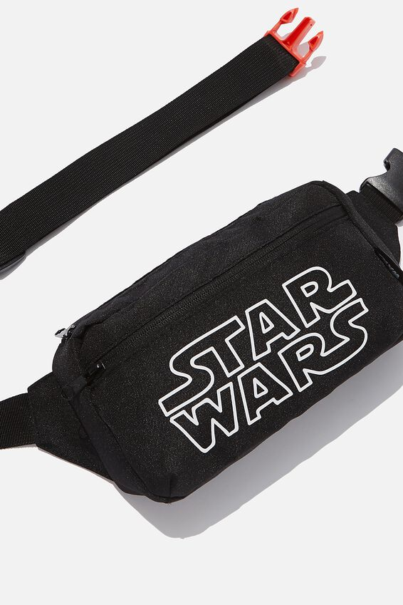Transit Licensed Bumbag, LCN STAR WARS LOGO