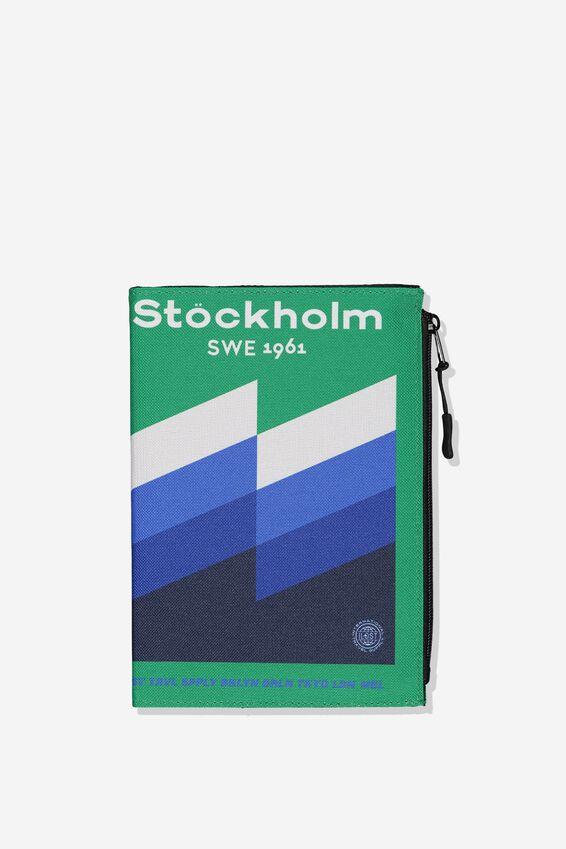 Transit Notebook, STOCKHOLM