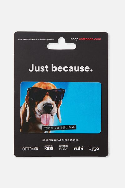 Cotton On & Co $20 Gift Card, DAWG