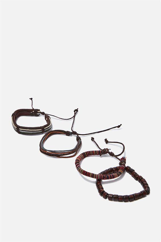 Bracelet Multi Pack, PACK 12