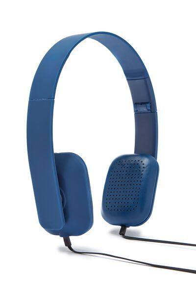 Classic Headphone, INDIGO