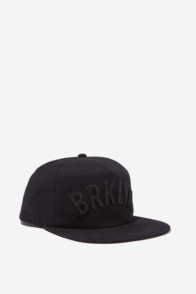 Art Snapback, BLACK/BROOKLYN VIRTUAL