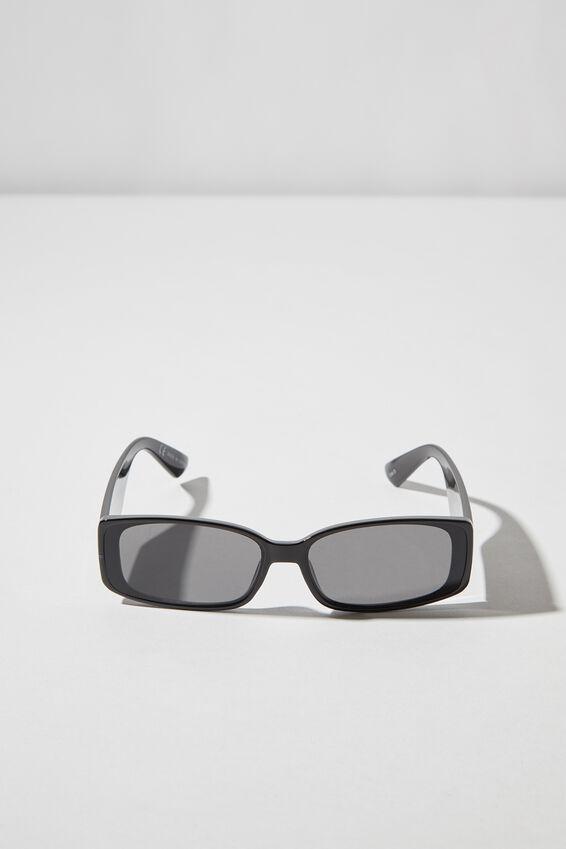 Alexander Sunglasses, BLACK