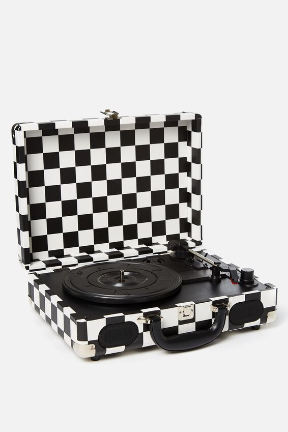 Record Player, BLACK