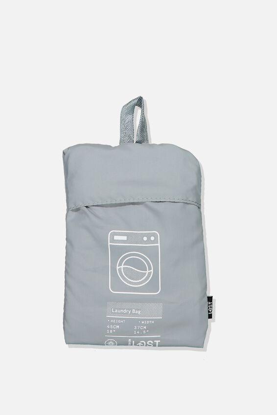 Laundry Bag, GREY