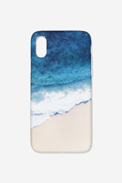 Essential Phone Cover Iphone X, WAVE