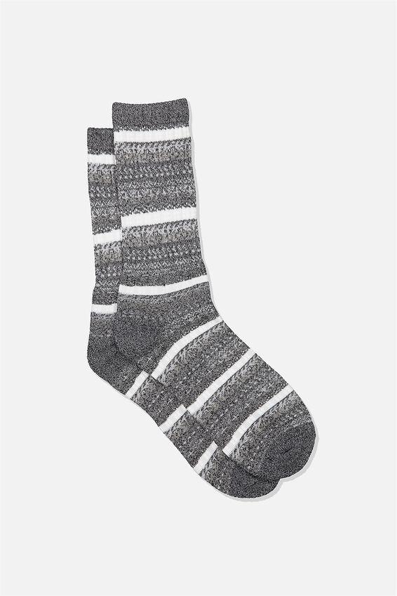 Single Pack Active Socks, WORK BOSS