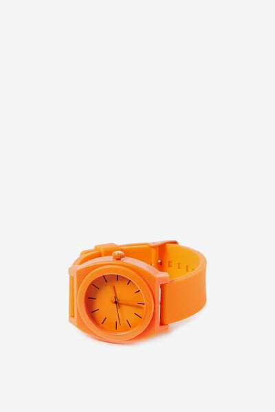 Key West Watch, MATTE ORANGE