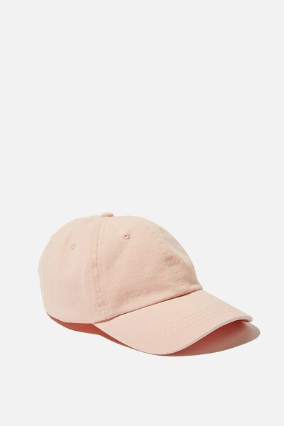Blank Dad Hat, PEACH